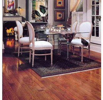 View the bruce c720 sterling strip 2 1 4 natural red oak for Hardwood floors and babies