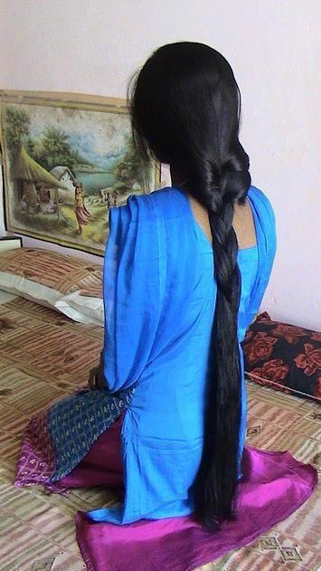 Pin By Ramana Venkata On Its Too Long Too Long Hair Styles Indian Long Hair Braid Braids For Long Hair
