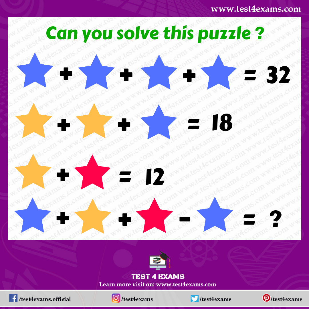 Can you solve this puzzle ? Free online practice of