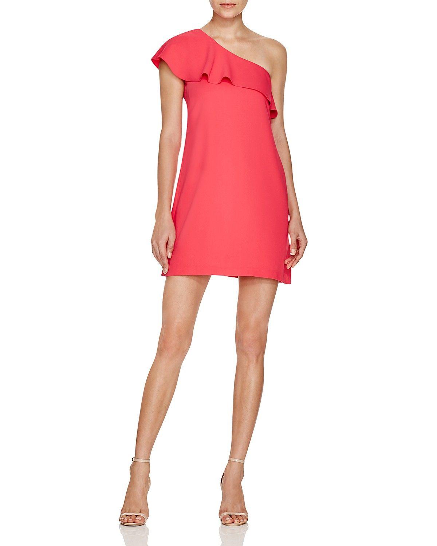 Cooper Ella Brooke One Shoulder Dress 100 Bloomingdale S Exclusive Women Bloomingdale S One Shoulder Dress Women Dresses Classy Dresses [ 1500 x 1200 Pixel ]