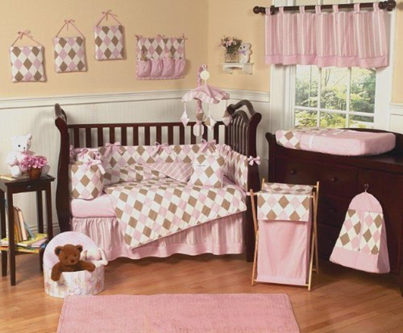 Newborn Baby Girl Bedroom Ideas newborn baby girl nursury | baby girl nursery themes, nursery