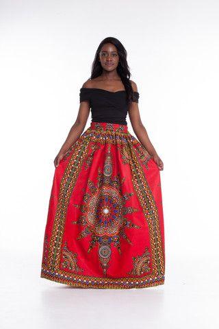 Maxi Skirts – Grass-Fields