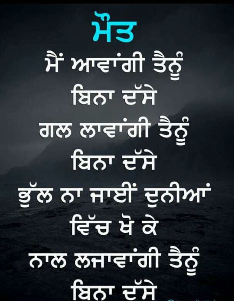 Rite True Lines Pinterest Quotes Punjabi Love Quotes And