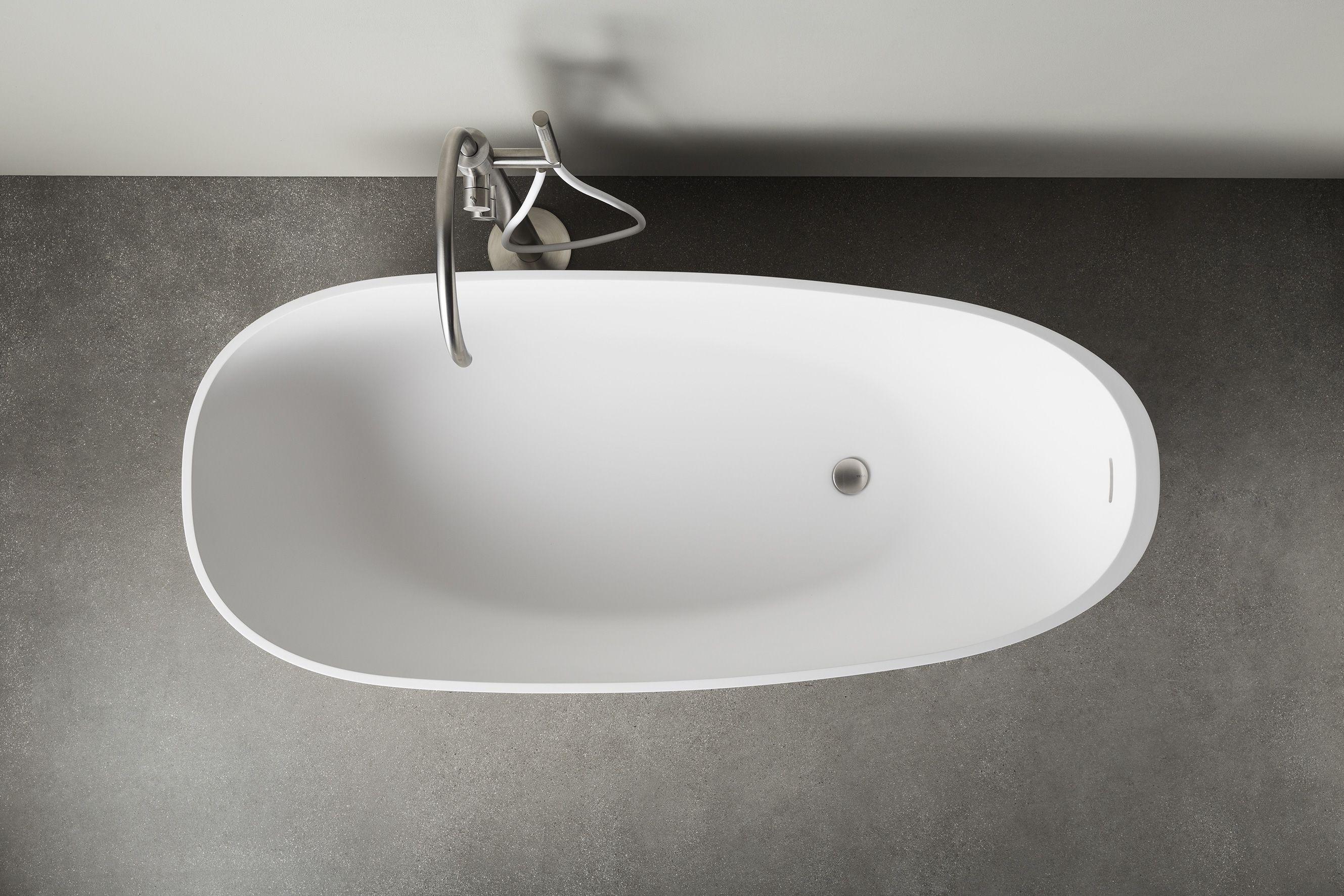 Scale In Resina Kerakoll rexa   new disdòto bathtub #rexa #design #bathroom #bathtub