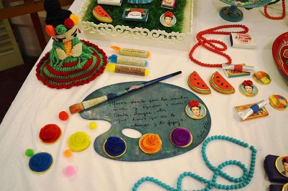 Frida Khalo Birthday Party Ideas | Photo 2 of 39