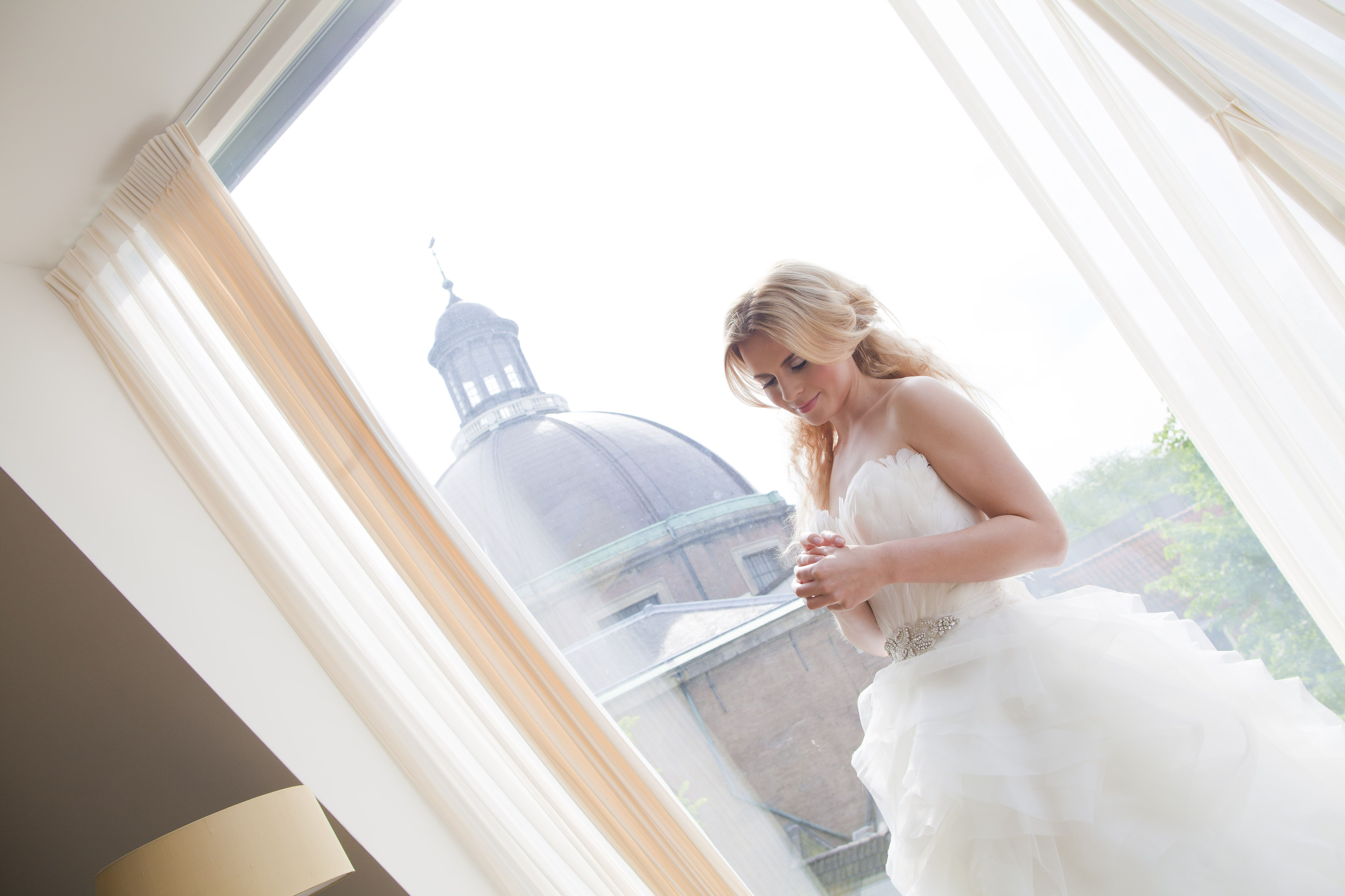 Wedding at the #Koepelkerk Say I do at Renaissance Hotel Amsterdam book a room next to the koepelkerk!