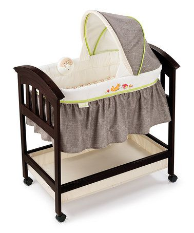 Another Great Find On Zulily Gray Classic Comfort Wood Bassinet