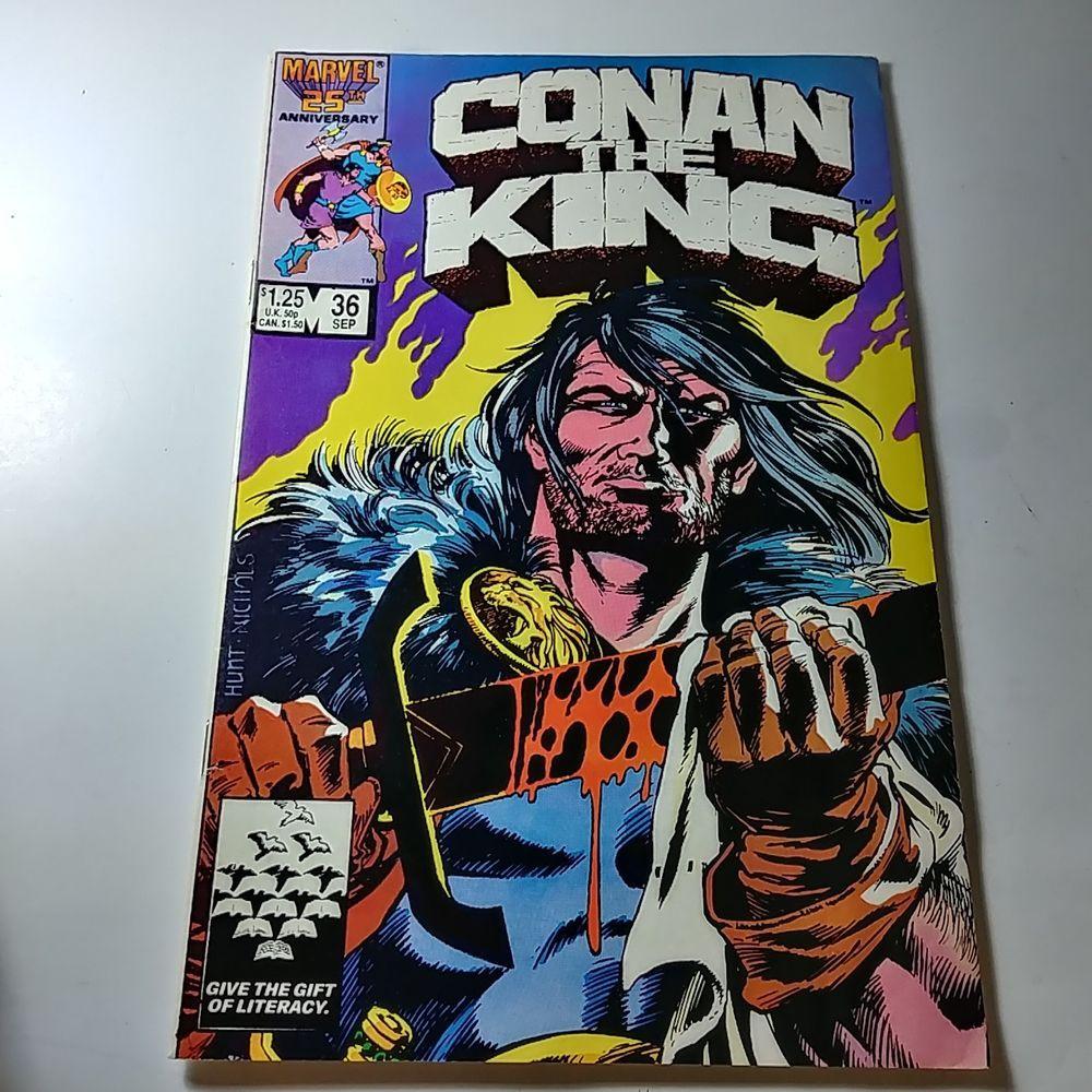 picture Conan the comeback king