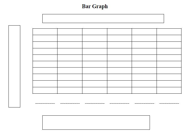 Free Bar Graph Template - Theintelligenceband