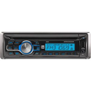 Dual XD250 CD Player with Auxiliary Input and USB Charging