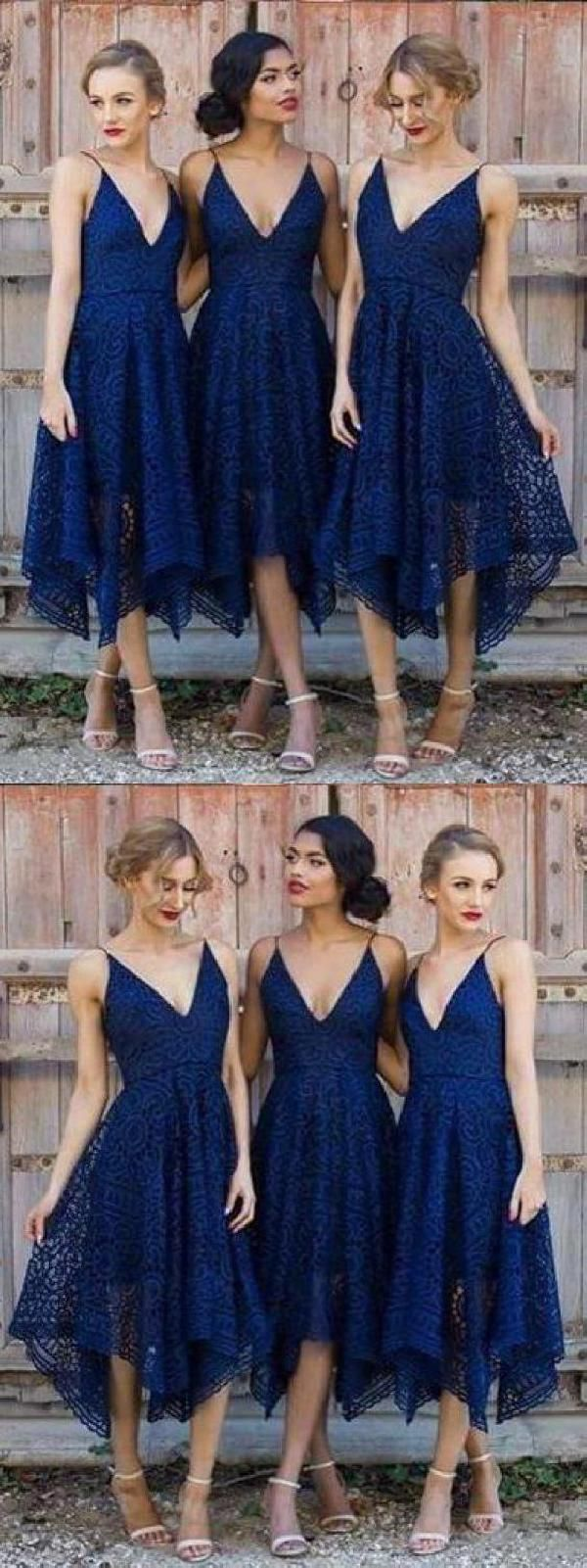 Hot Sale Substantial Lace Bridesmaid Dresses, Pink Bridesmaid Dresses #lacebridesmaids