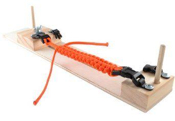 amazon com gorilla paracord pocket pro 10 paracord bracelet jig