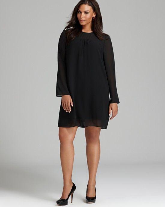 Piniful Plus Size Tunic Dresses 01 Plussizefashion Plus