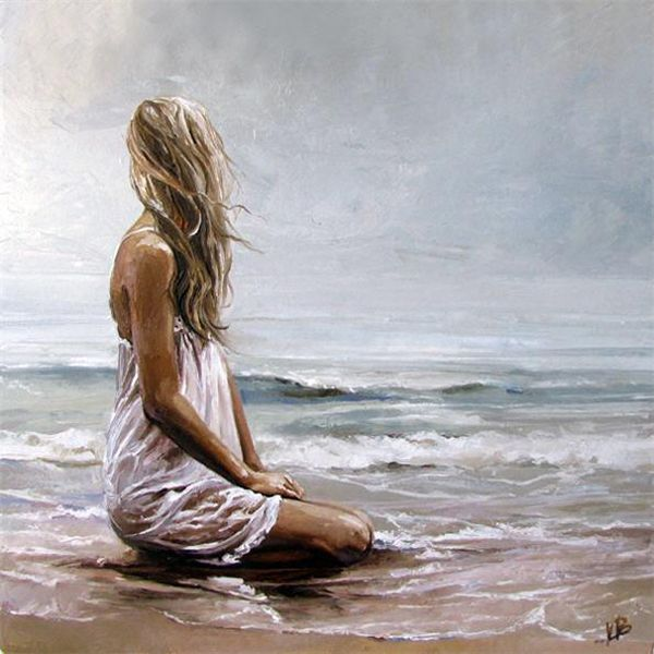 Waitin 4 my ship to come home. *** WHO PAINTS THIS?  STEVE HANKS? LOVE IT!!