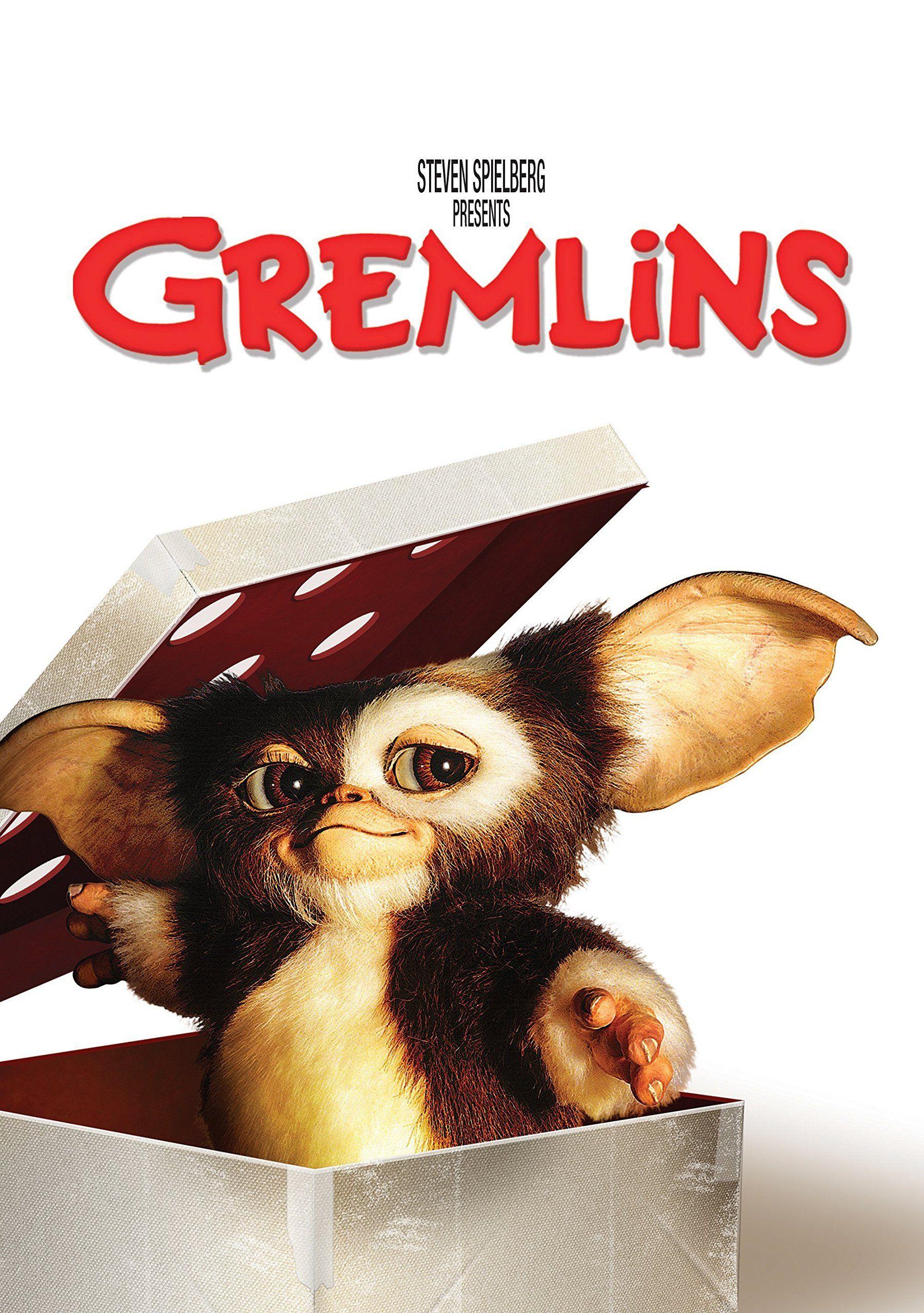 Gremlins (1984) Gremlins, Gremlins gizmo, Carteles de