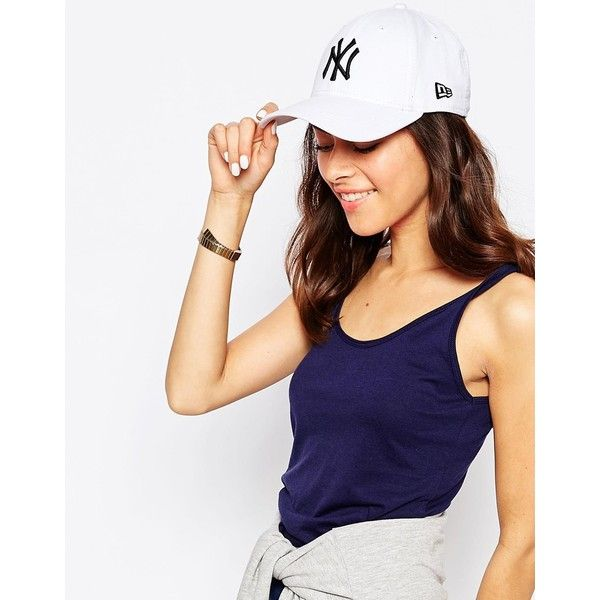 New Era 9forty New York Yankees Cap Fashion New Era 9forty Hat Outfits Summer