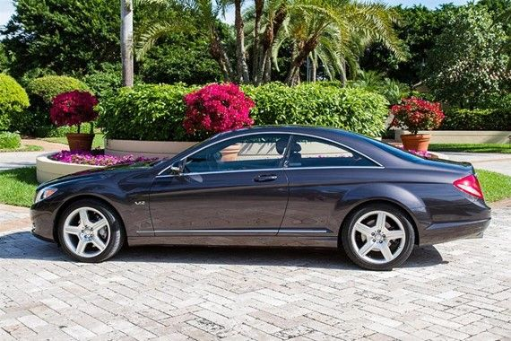 2007 Mercedes-Benz CL600 | 1414947 | Photo 1 Full Size