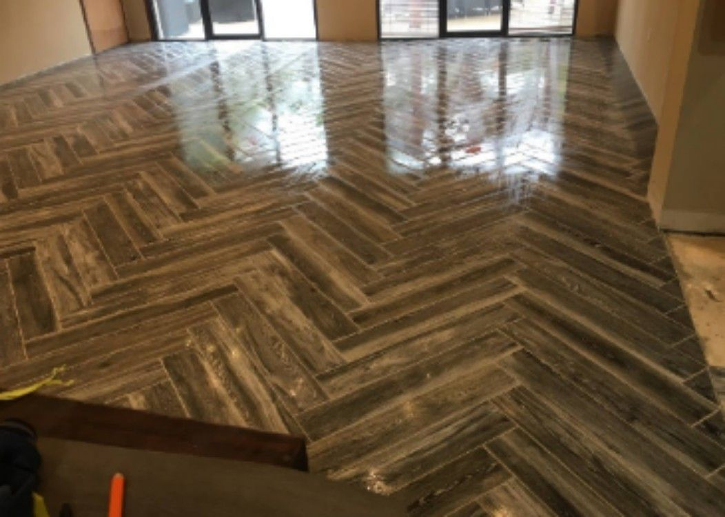 Pin By Kelly On The Real On Prestige Construction Houston Tx Hardwood Floors Flooring Hardwood