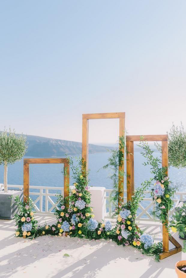 Mediterranean wedding in Greece | Tie the knot San