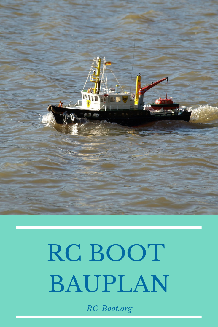 Rc Boot Bauplan Rc Boot Rc Schiff Modellboot