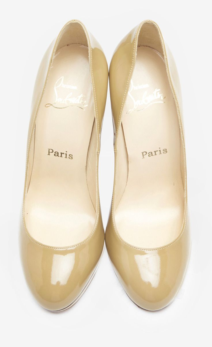 Tan Pump / by Christian Louboutin