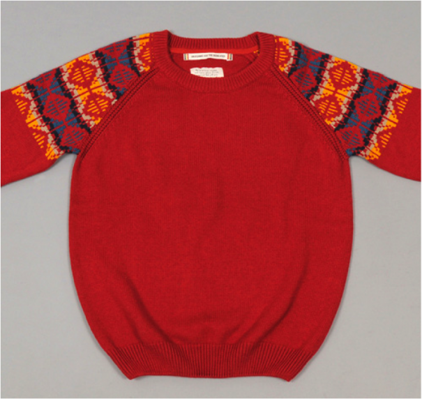 Space Cadet sweater by Uniforms for the Dedicated