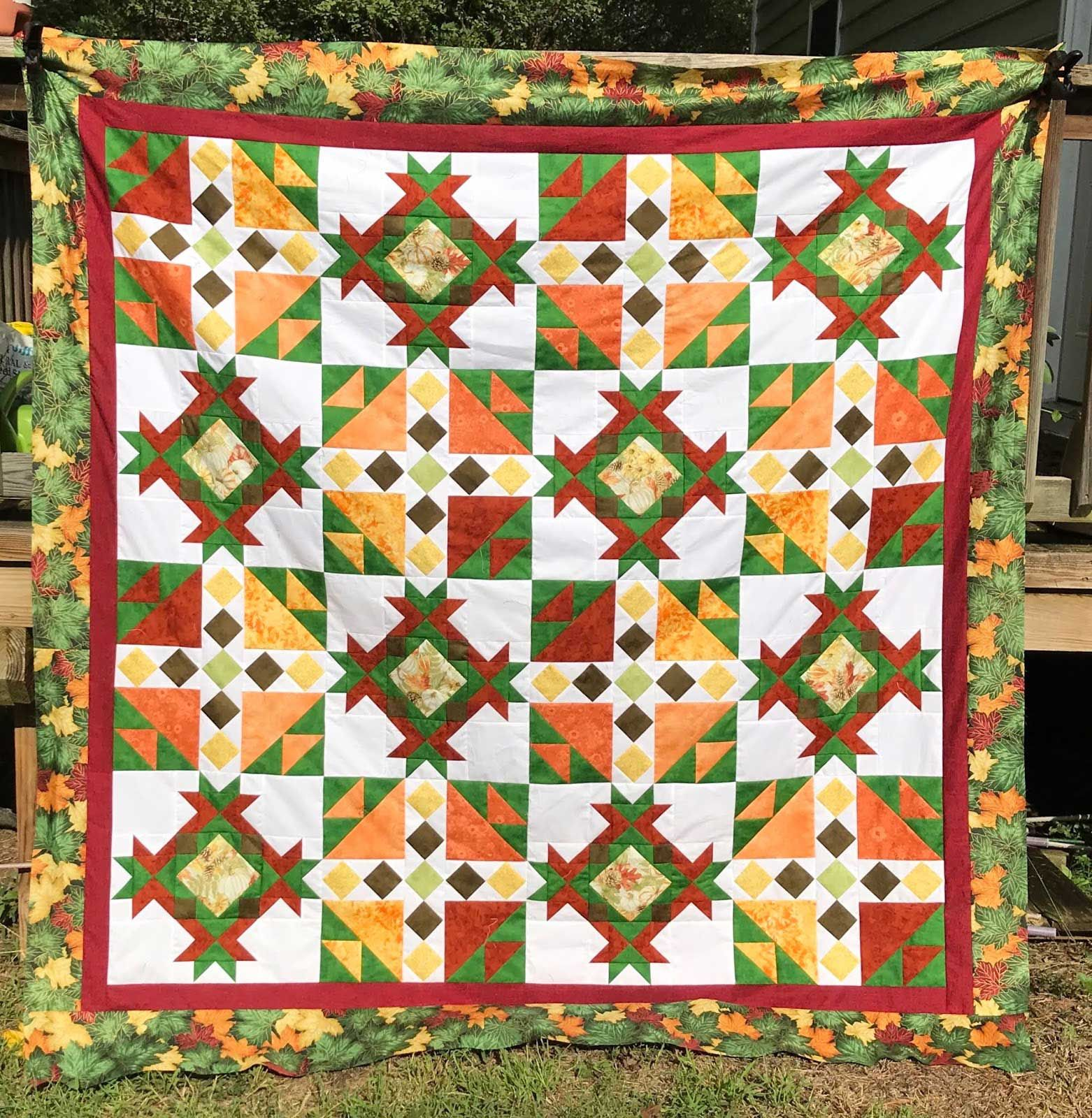 The Best one of Handy Wedding Ring Quilt The best one from