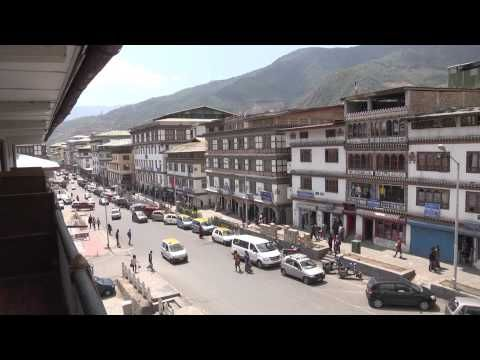 Thimphu - YouTube