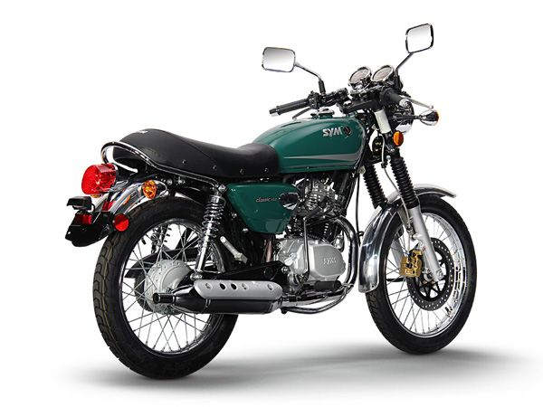 SYM Wolf Classic 150cc Motorcycle | Cars | Motorcycle, Classic bikes