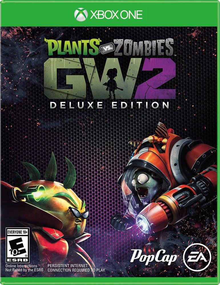 Plants Vs Zombies Garden Warfare 2 Deluxe Edition Xbox One By