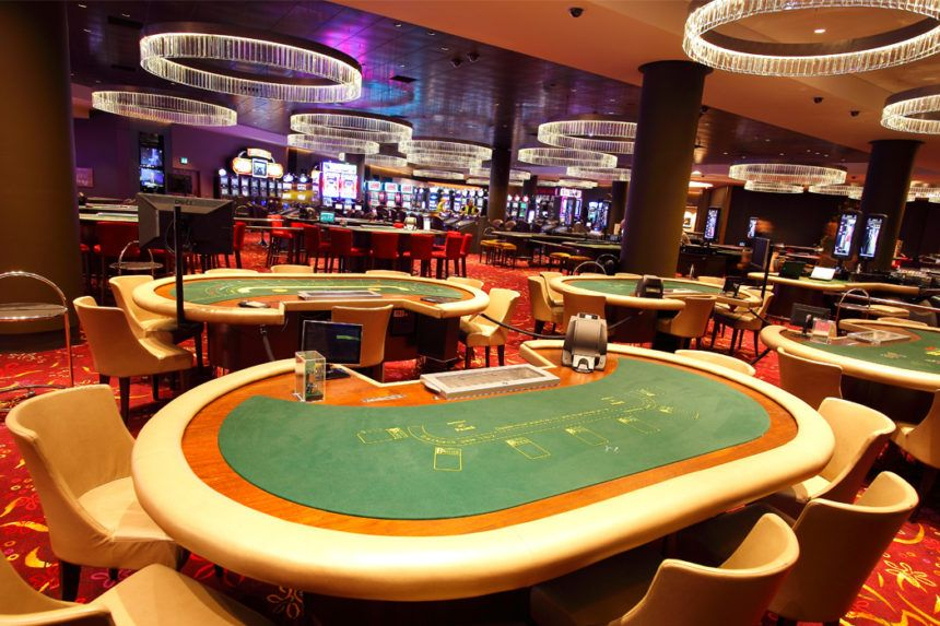 Baccarat Baccarat Table Games Poker Table