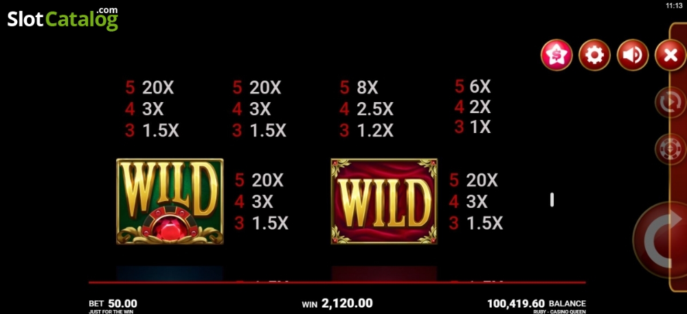 Ruby Slots Instant Play Casino