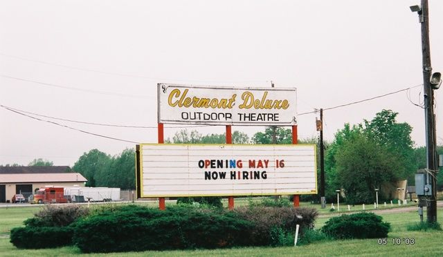 Clermont Deluxe Theater: Movies, Popcorn, Frozen Malted Shakes!