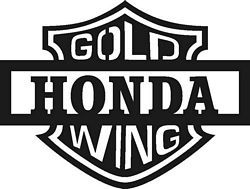 goldwing motorcycle clipart  Free Honda Goldwing Clipart | Cowhide Covers Motorcycle Accessories ...