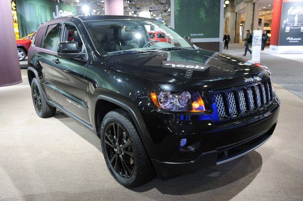 Awesome 2013 Jeep Grand Cherokee Altitude For Sale