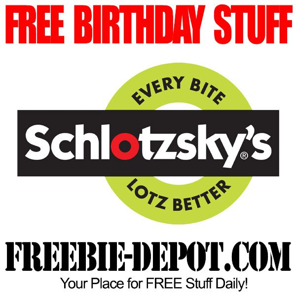 photograph about Weight Watcher Printable Coupons identify BIRTHDAY FREEBIE Schlotzskys - No cost Sandwich or Pizza