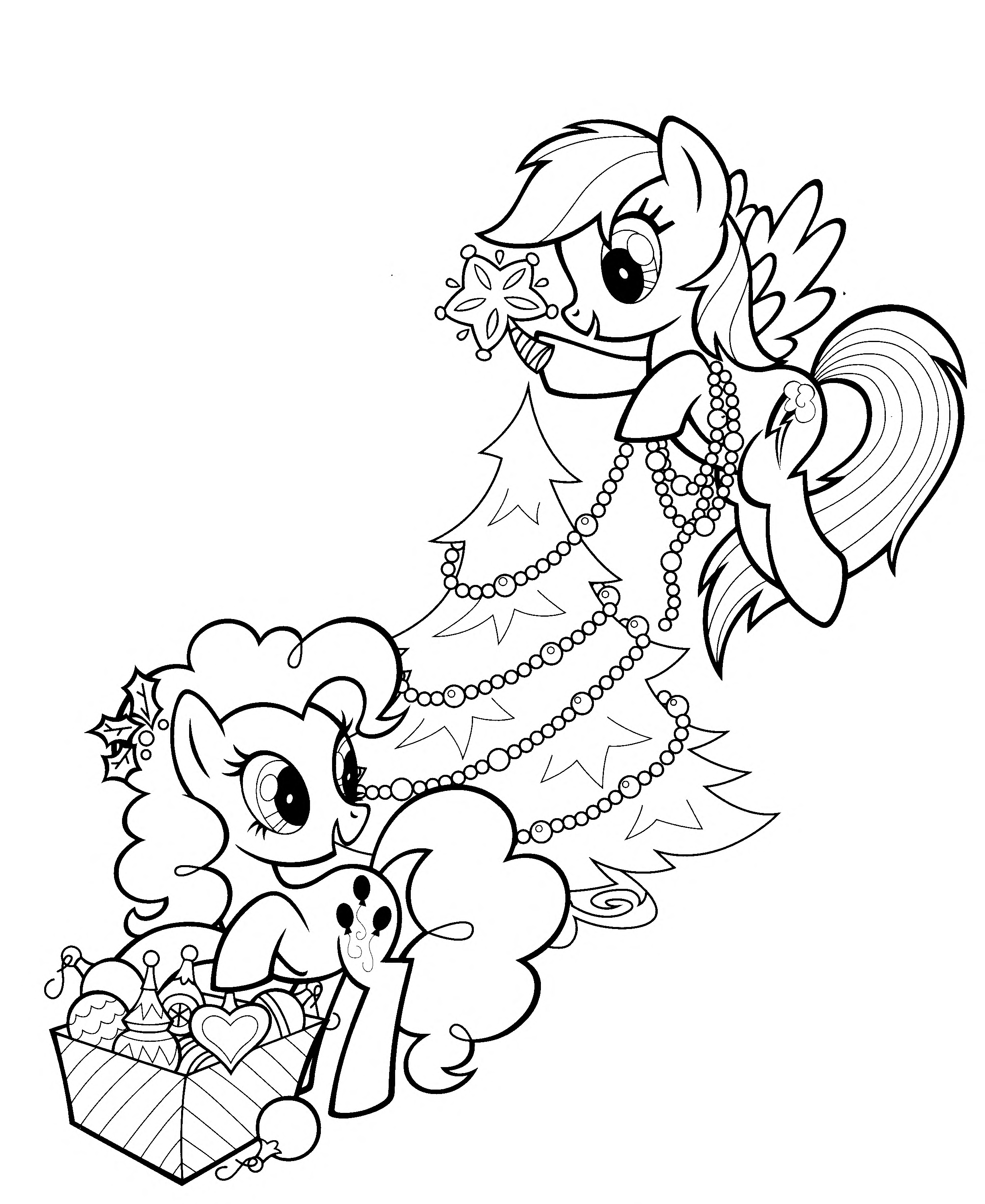 Pin By Alouette On Sailor Moon My Little Pony Coloring Horse Coloring Pages Christmas Coloring Pages