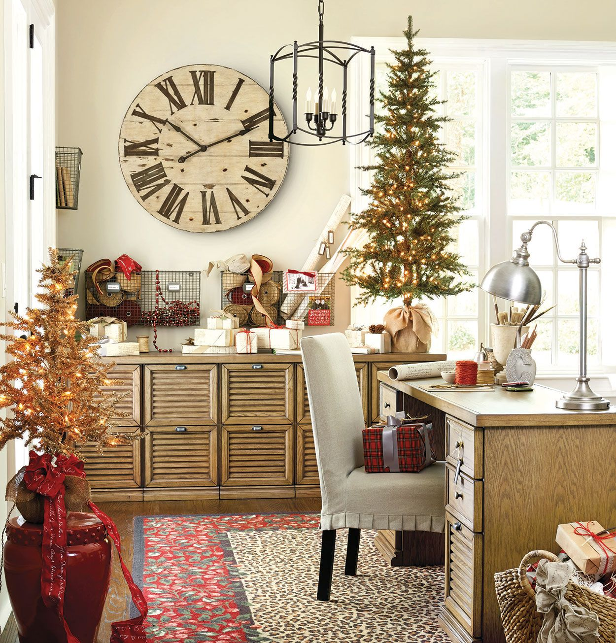 Decoration Inspiration: Click For More Holiday Decor Inspiration