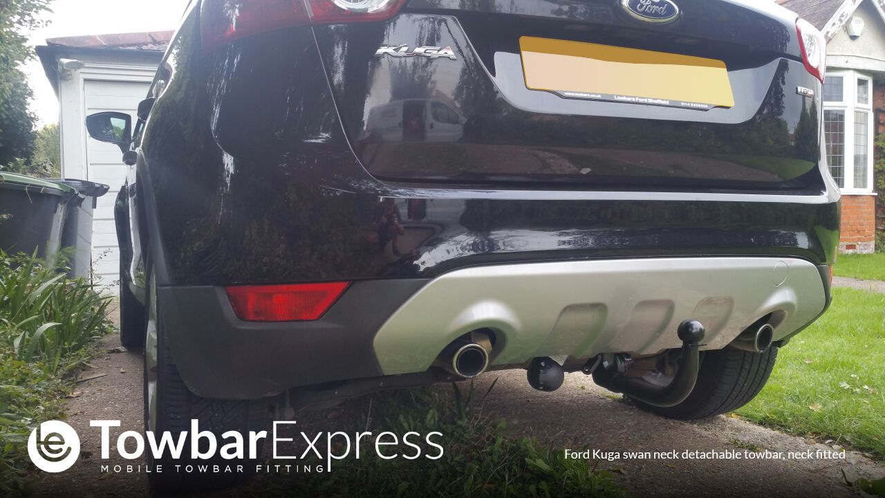 Ford Mondeo Estate Fitted With A Thule Swan Neck Towbar Better Views At Youtu Be Cl_evmpz Aa Ford Towbars Pinterest Ford Mondeo And Ford