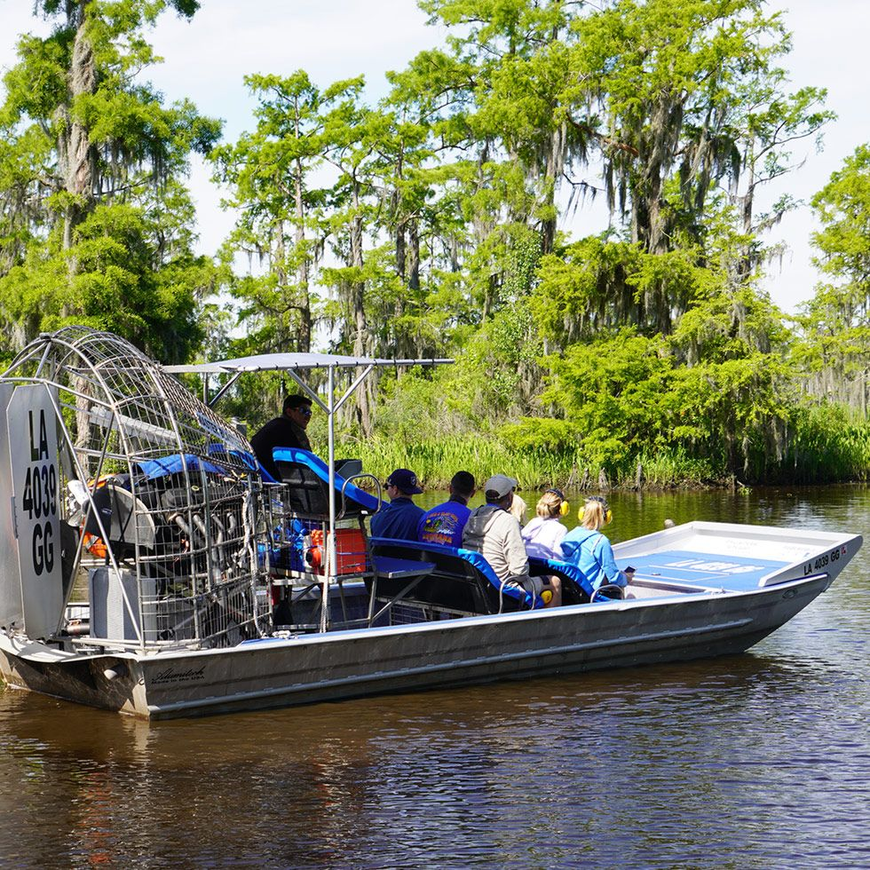 Airboat Swamp Tours (With images) Swamp tours, New