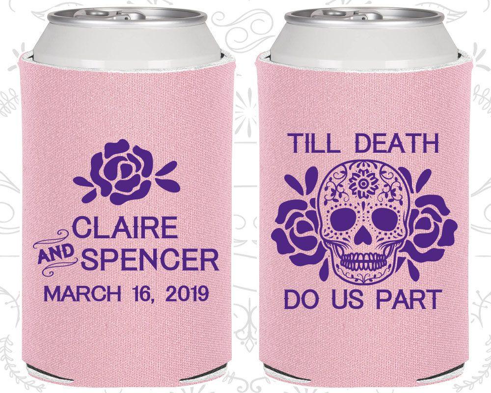 Till Death Do Us Part, Wedding Gift, Sugar Skull Wedding Favors ...