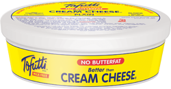Non Hydrongenated Plain Tofutti Tofutti Dairy Free Cream Cheese Vegan Cheese