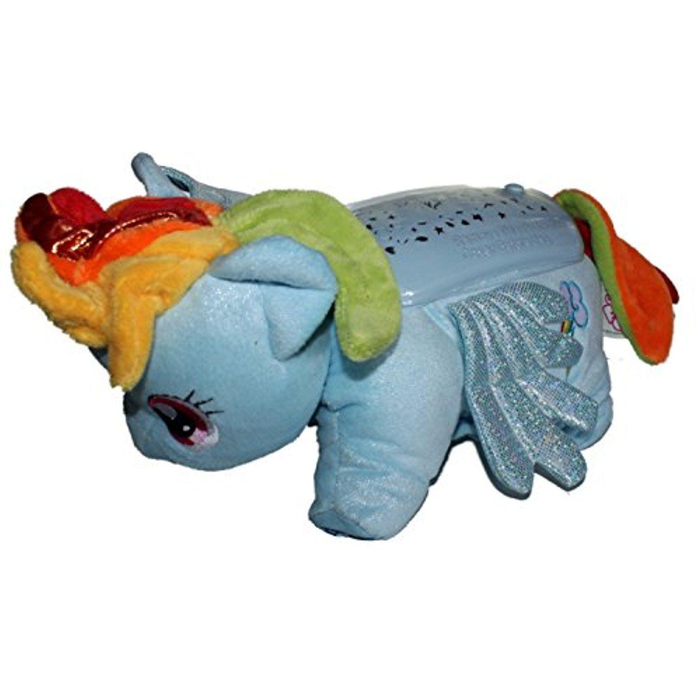 My little pony rainbow dash pillow pets dream lites rainbow dash