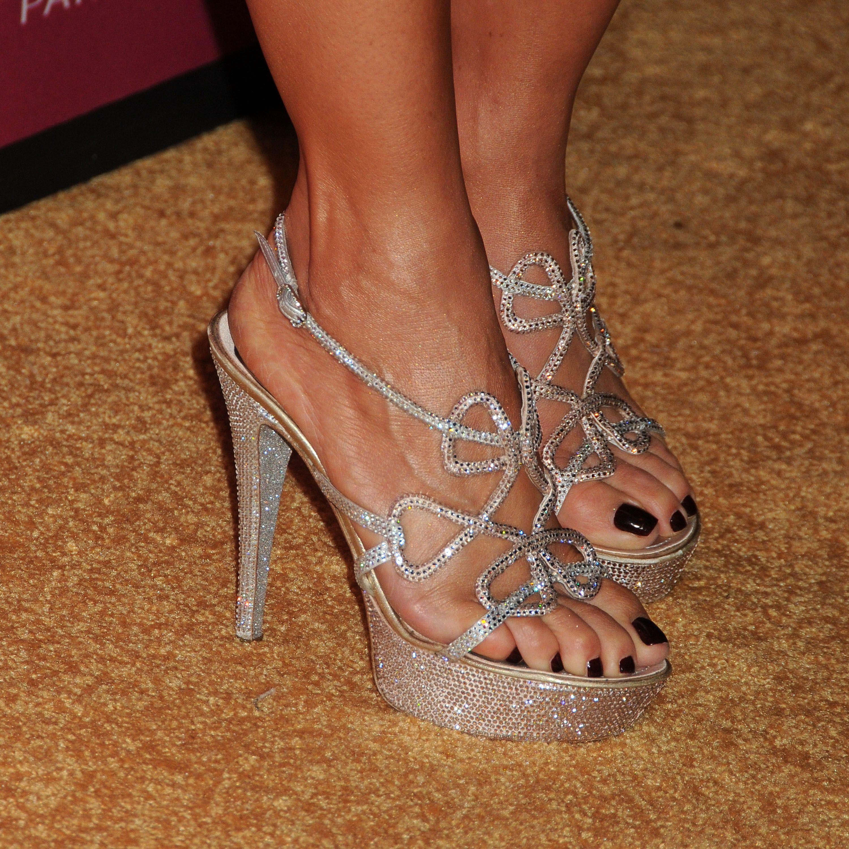 Julie Benz's Feet