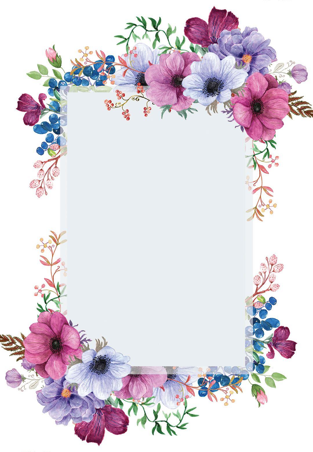 Purple Bouquet Wedding Invitation Template Free In 2020
