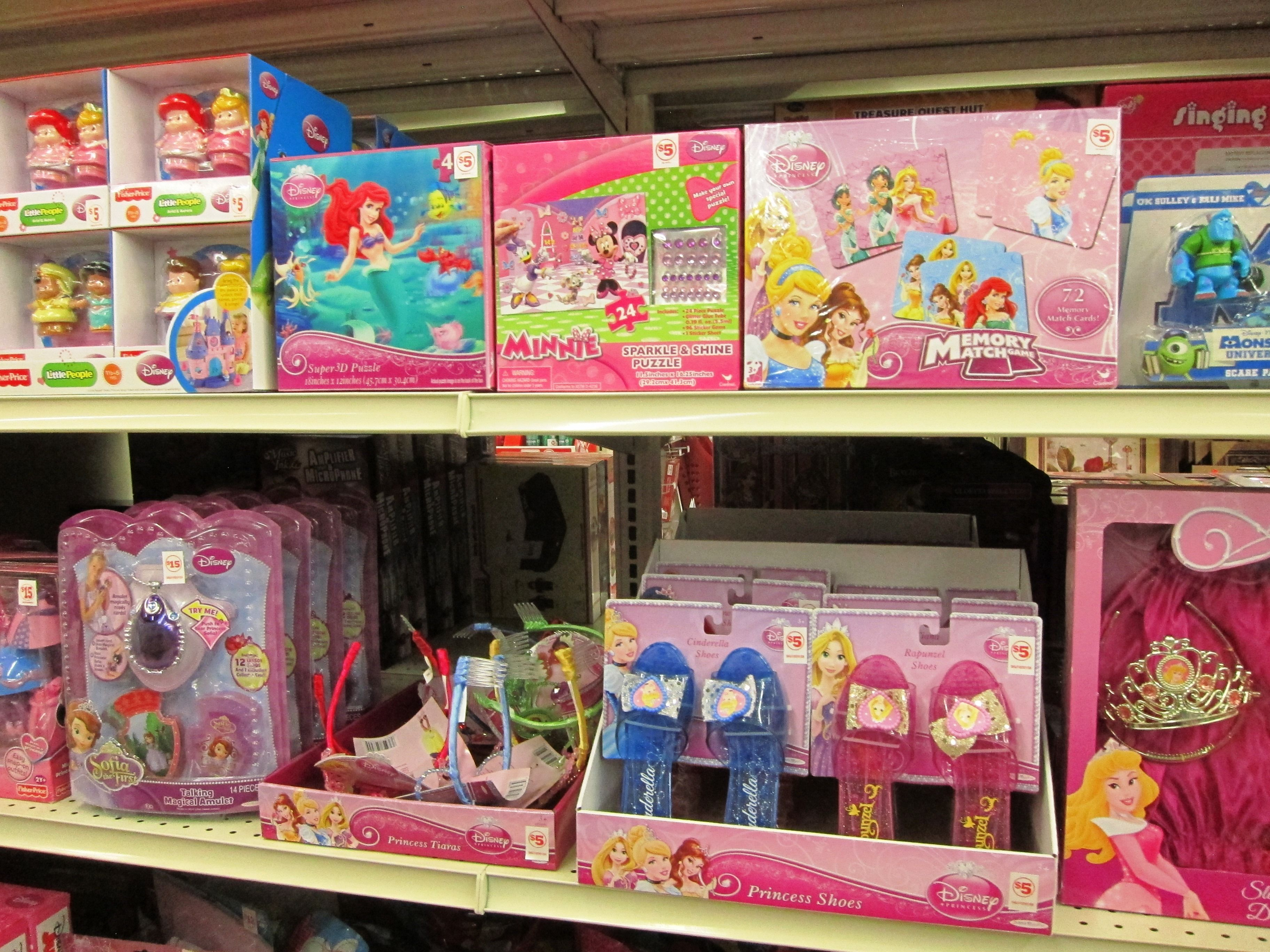 Family Dollar 2013 Family Dollar Toys For Girls Minnie
