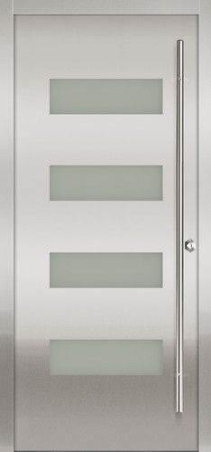 Milano Doors Milano-14 Stainless Exterior Door Price $2299.00 | Visit Store » This & Milano Doors Milano-14 Stainless Exterior Door Price: $2299.00 ...