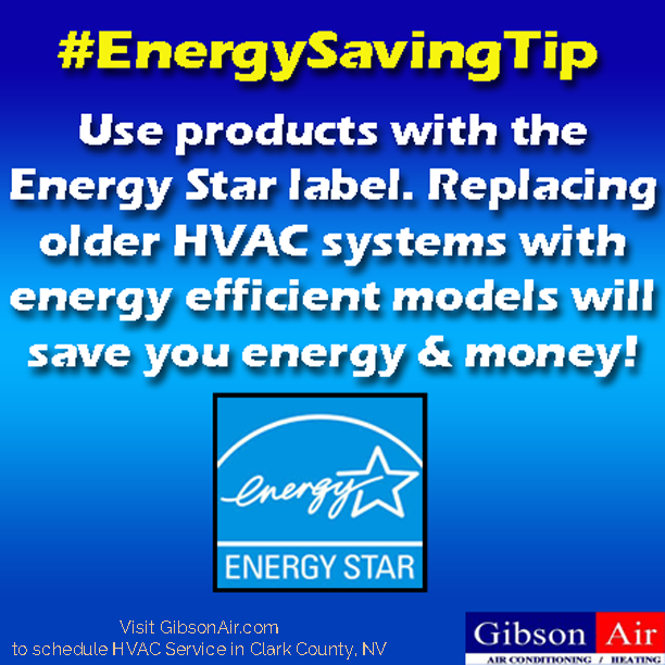 Energy Saving Tip Use Products With The Energy Star Label