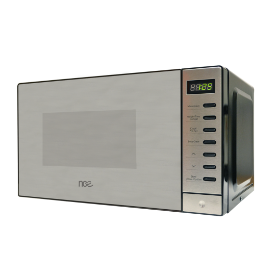 Nce 700w 20l Stainless Steel Microwave