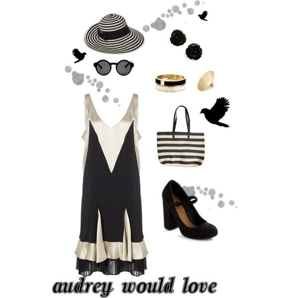"""Audrey Would Love"" by khamillion on Polyvore"